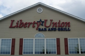 Liberty Union Bar and Grill in Chester Springs PA